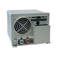 Tripp Lite 1250W RV Inverter / Charger 12VDC 120VAC with Built in Isobar - DC to AC power inverter + battery charger - 1.25 kW