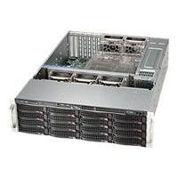 Supermicro SC836 BE26-R920B - rack-mountable - 3U - extended ATX  RM