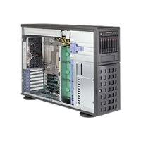 Supermicro SuperServer 7048R-C1RT - tower - no CPU - 0 MB  RM