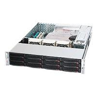 Supermicro SC826 TQ-R500LPB - rack-mountable - 2U - extended ATX  RM