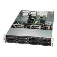 Supermicro SC829 BTQ-R920WB - rack-montable - 2U