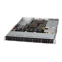 Supermicro SC116 AC-R700WB - rack-mountable - 1U - extended ATX  RM