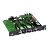 Black Box Pro Switching System Plus A/B Switch Card - module d'extension - 3 ports