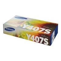 Samsung CLT-Y407S - yellow - original - toner cartridge