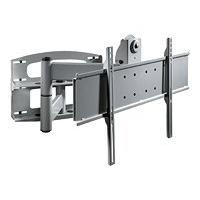 Peerless Full-Motion Plus Wall Mount With Vertical Adjustment PLAV60-UNLP-S - mounting kit PACCS