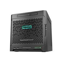 HPE ProLiant MicroServer Gen10 Solution - ultra micro tower - Opteron X3421 2.1 GHz - 8 GB (Region: Americas)