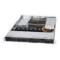 Supermicro SC819 TQ-R700UB - rack-mountable - 1U  RM