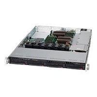 Supermicro SC815 TQ-600UB - rack-montable - 1U - ATX étendu