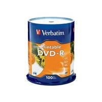 Verbatim - DVD-R x 100 - 4.7 Go - support de stockage