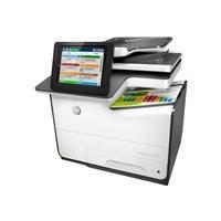 HP PageWide Enterprise Color MFP 586f - multifunction printer - color (English, French, Spanish / Canada, Mexico, United States, Latin America (excluding Argentina, Brazil, Chile))