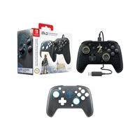 PDP Faceoff Deluxe Wired Pro Controller Breath of the Wild Edition - manette de jeu - filaire