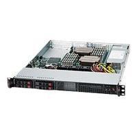 Supermicro SC815 T-563UB - rack-mountable - 1U - extended ATX ORM