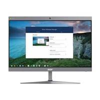 Acer Chromebase CA24I2 - all-in-one - Celeron 3867U 1.8 GHz - 4 GB - SSD 128 GB - LED 23.8