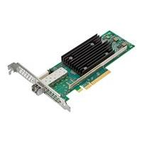 Lenovo ThinkSystem QLogic QLE2772 - host bus adapter - PCIe 4.0 x8 - 32Gb Fibre Channel SFP+ x 1