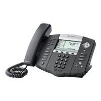 Poly - Polycom SoundPoint IP 650 - téléphone VoIP - (conférence) à trois capacité d'appel