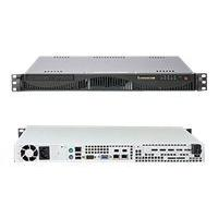 Supermicro SuperServer 5016I-MRHF - rack-mountable - no CPU - 0 GB