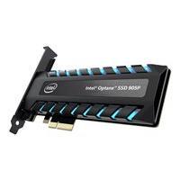 Intel Optane SSD 905P Series - Disque SSD - 480 Go - U.2 PCIe 3.0 x4 (NVMe)