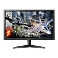 LG UltraGear 24GL65B-B - LED monitor - Full HD (1080p) - 24