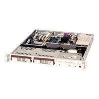 Supermicro SC811T-300 - rack-mountable - 1U - ATX XRM