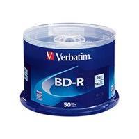 Verbatim - BD-R x 50 - 25 Go - support de stockage