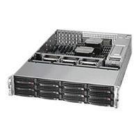 Supermicro SC826 BE16-R920LPB - rack-mountable - 2U  RM