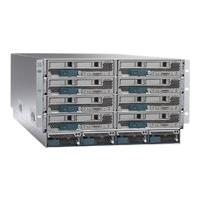 Cisco UCS Mini Smart Play Select 5108 Blade Server Chassis (Not sold Standalone ) - Montable sur rack - 6U - jusqu'à 8 lames