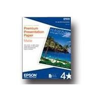 Epson - presentation paper - 50 sheet(s) - Letter - 167 g/m² (N/a)