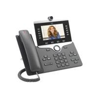 Cisco IP Phone 8845 - visiophone IP - appareil photo numérique, interface Bluetooth