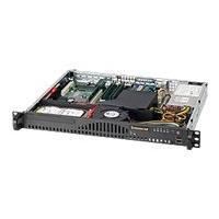 Supermicro SC512 203B - rack-mountable - 1U - ATX  RM