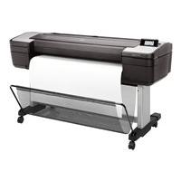 HP DesignJet T1700dr - large-format printer - color - ink-jet (English, French, Portuguese, Spanish / Canada, Latin America, United States)