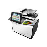 HP PageWide Enterprise Color MFP 586dn - imprimante multifonctions - couleur (Anglais, français, espagnol / Canada, Mexique, Etats-Unis, Amérique latine (sauf Argentine, Brésil, Chili))