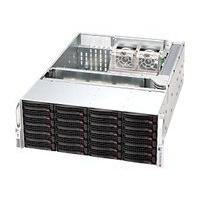 Supermicro SC846 E1-R1200B - rack-mountable - 4U - extended ATX  TWR