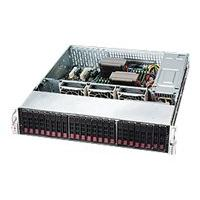 Supermicro SC216 E26-R1200LPB - rack-mountable - 2U  RM
