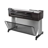 HP DesignJet T830 - multifunction printer - color (English, French, Portuguese, Spanish / Canada, Latin America, United States)