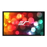 Elite SableFrame ER115WH1W-A1080P2 - projection screen - 115