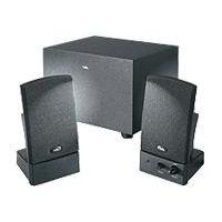 Cyber Acoustics CA-3001 - speaker system - for PC