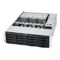Supermicro SC837 E16-RJBOD1 - rack-mountable - 3U KENCL