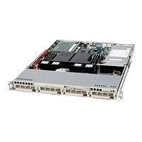 Supermicro SC813 TQ+-500 - rack-mountable - 1U - extended ATX  RM