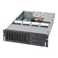 Supermicro SC833 T-650B - Montable sur rack - 3U - ATX étendu