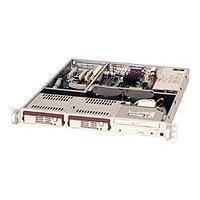 Supermicro SC811 T-260 - rack-mountable - 1U - ATX  RM