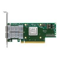 Mellanox ConnectX-6 VPI MCX653105A-ECAT-SP - Single Pack - network adapter