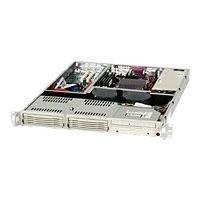 Supermicro SC811i 410 - rack-mountable - 1U - ATX  RM