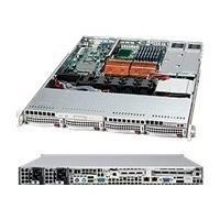 Supermicro SC815 TQ-R650CB - rack-montable - 1U - ATX étendu