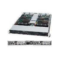 Supermicro SuperServer 6016TT-IBQF - Montable sur rack - pas de processeur - 0 Go