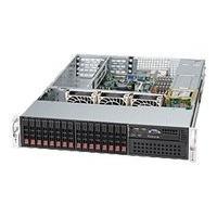 Supermicro SC213 A-R900UB - rack-mountable - 2U - extended ATX  RM
