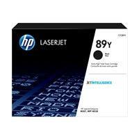 HP 89Y - High Capacity - black - original - LaserJet - toner cartridge (CF289Y)