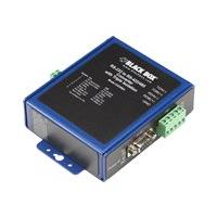 Black Box Industrial Opto-Isolated RS-232 to RS-422/485 - repeater - ASCII, serial, Modbus
