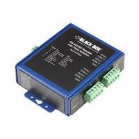 Black Box Industrial Opto-Isolated RS-422/485 - repeater - ASCII, serial, Modbus