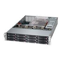 Supermicro SC826 BA-R920LPB - rack-mountable - 2U