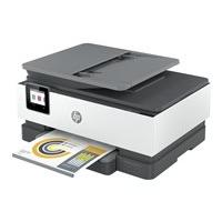 HP Officejet Pro 8025e All-in-One - multifunction printer - color (English, French, Spanish / Canada, United States)